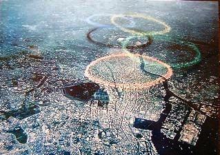 1964東京五輪 開会式