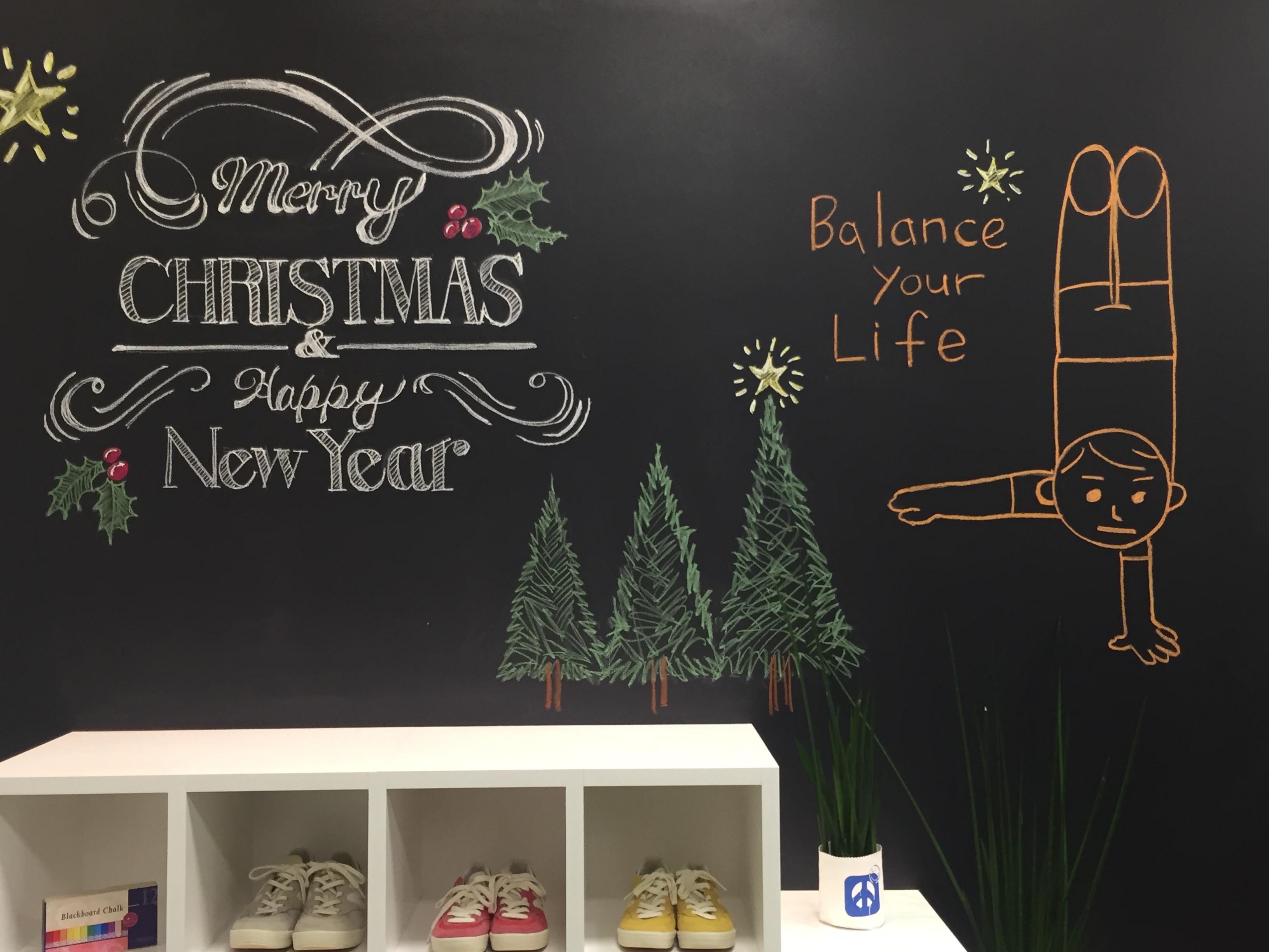 クリスマス ツリー 飾りつけ1