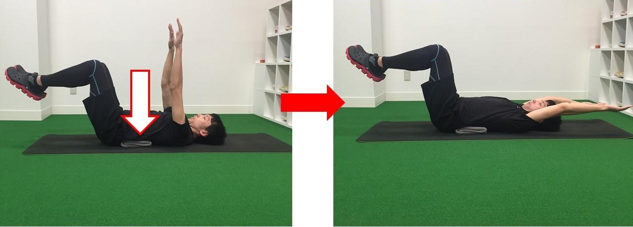 理想的な姿勢 腹筋 体幹 (2)